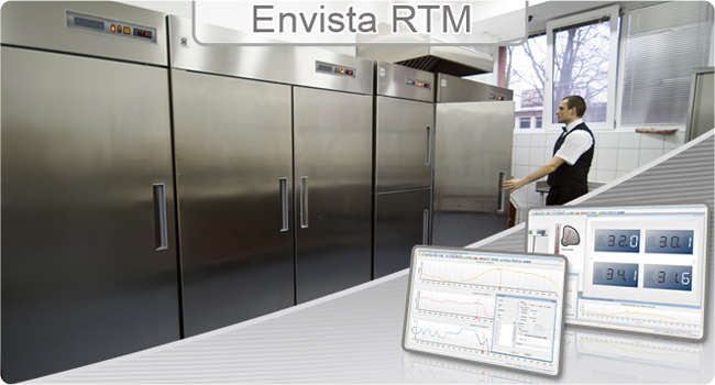 <h3>Envista Refrigerators Temperature Manager</h3>A client-server & web application from Envitech Europe for supervisory control, management and analysis of Temp, Relative Humidity and other data from Refrigerators, Freezers, Incubators, Warehouses and Cold Room monitoring networks.